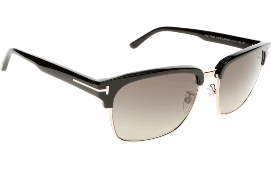 c14499eea5 Tom Ford River FT0367 01D 57 Sunglasses