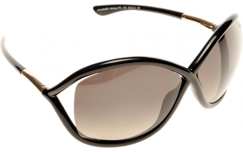 a9e5ef4fe072f Tom Ford Whitney FT0009 01D 64 Sunglasses