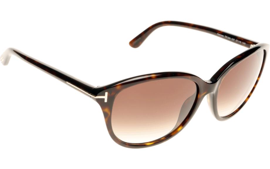 d7b6257775d5 Tom Ford Karmen FT0329 52F 57 Sunglasses