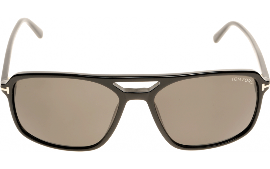 616bc6632ac06 Tom Ford Terry FT0332 01B 58 Sunglasses