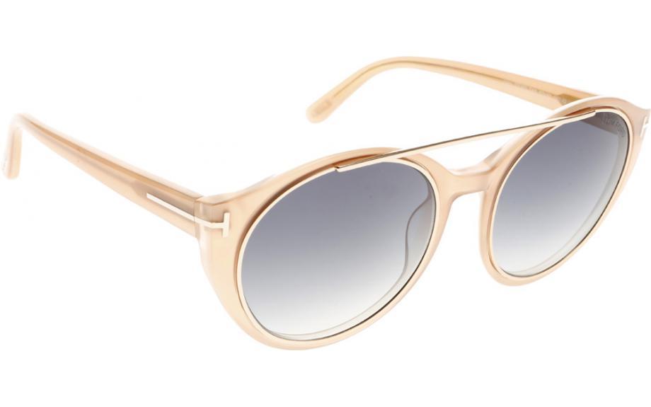 f062a4f9fa Tom Ford Joan FT0383 74B 52 Sunglasses