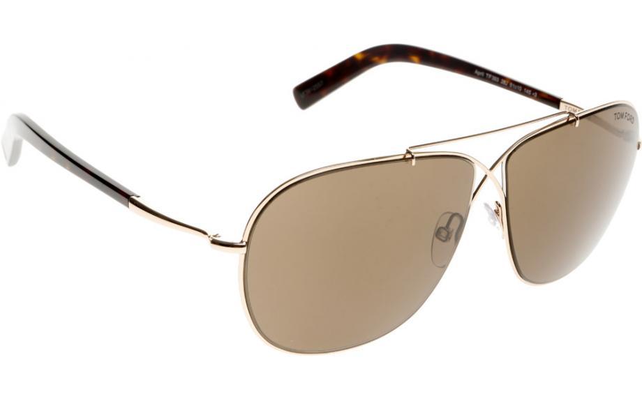 6005f6ec6254 Tom Ford April FT0393 28J 61 Sunglasses