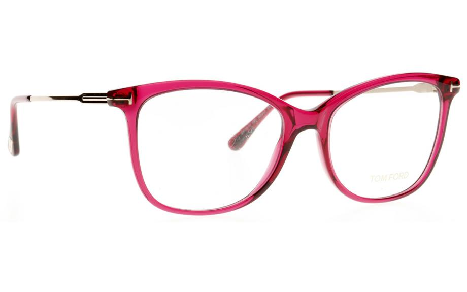 eed4147ae1d62d Tom Ford FT5510 081 54 Prescription Glasses   Shade Station