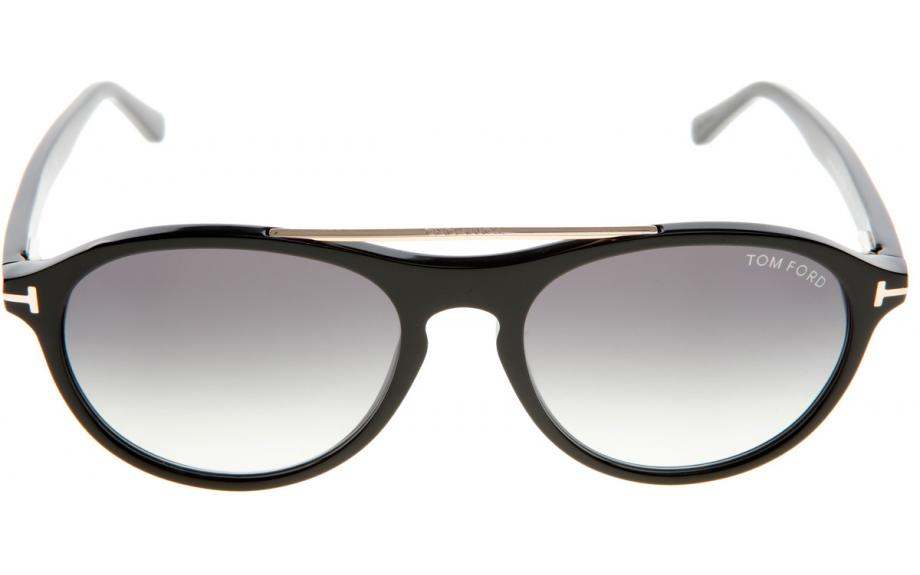 19cc1835e0 Tom Ford Cameron-02 FT0556/S 01B 53 Sunglasses   Shade Station