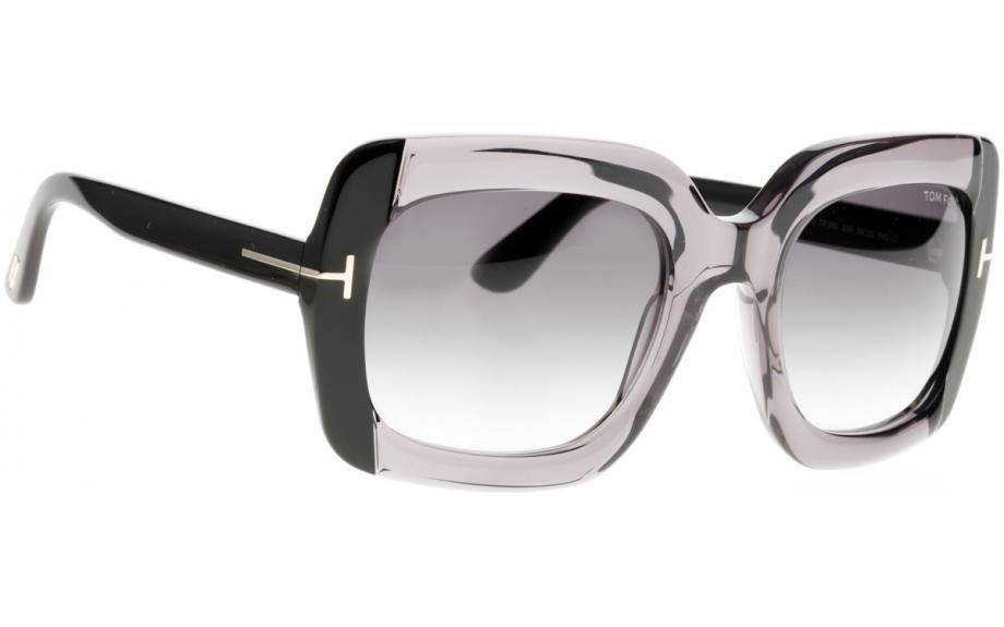 Tom Ford Damen Sonnenbrille » FT0580«, braun, 47F - braun/braun