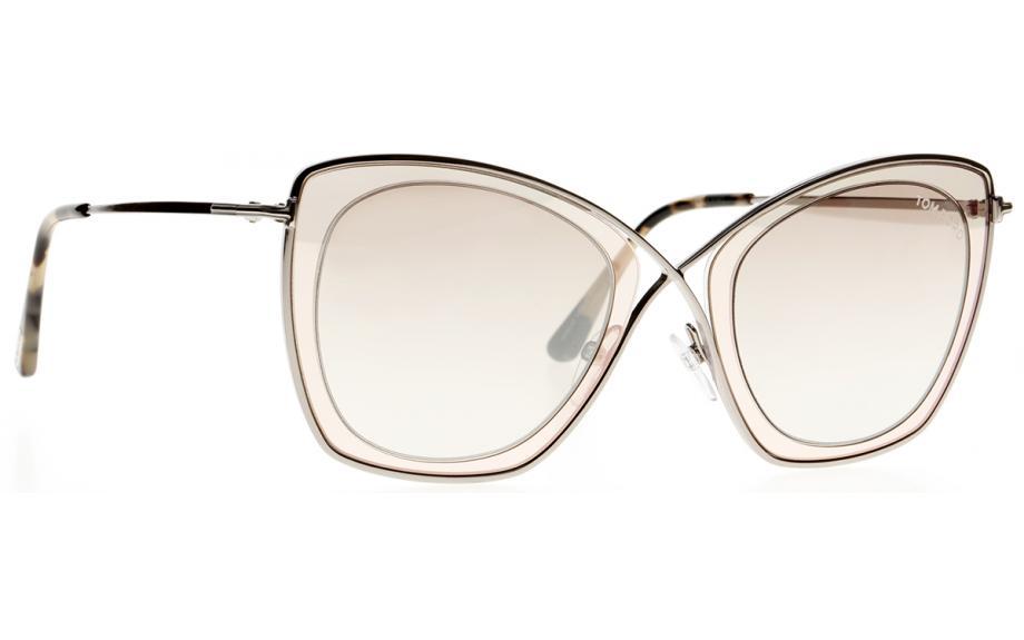f74faec1d92 Tom Ford India-02 FT0605 47G 53 Sunglasses