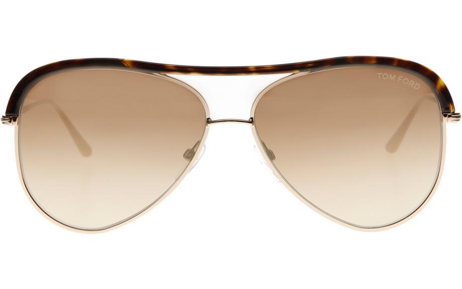 5457ba15aa Tom Ford Sabine-02 FT0606 28G 60 Sunglasses