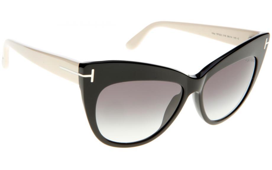 756e5af452c4 Tom Ford Nika FT0523 S 01B 56 Sunglasses