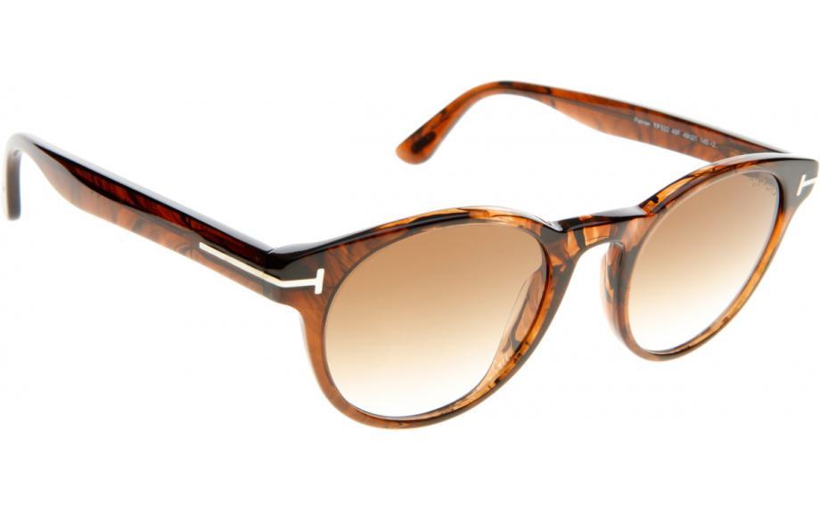 Tom Ford Sonnenbrille »Palmer FT0522«, braun, 48F - braun/braun