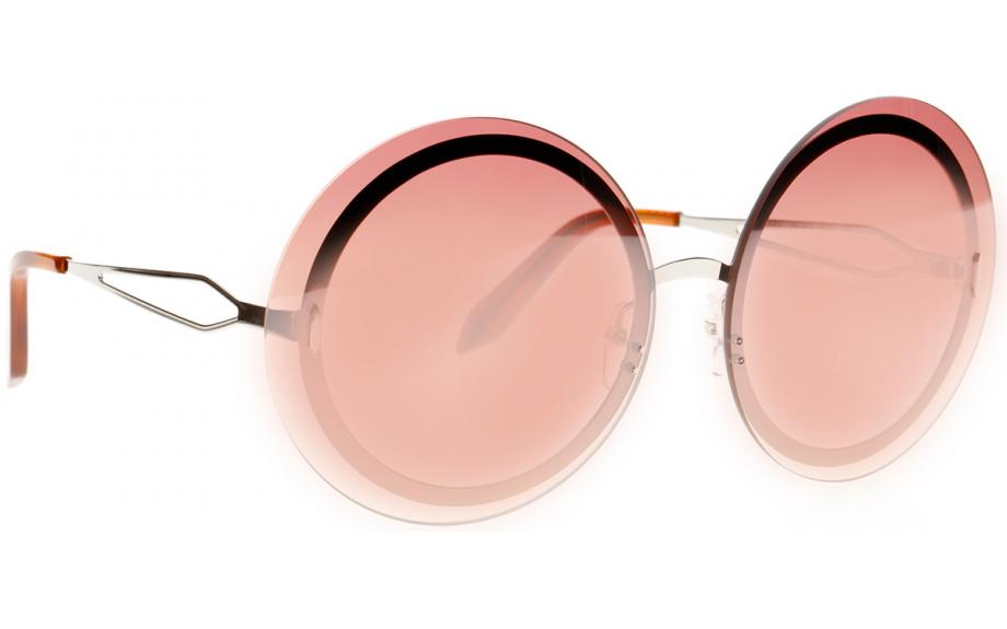 80d780a1d3 Victoria Beckham Floating Round VBS128 C05 Prescription Sunglasses ...