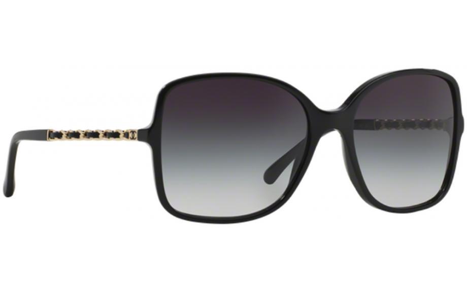 Chanel CH5210QA C5013C 57 Sunglasses  86cdfd1bb9
