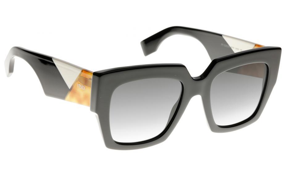 f5e3c4a2b3 Fendi Facets FF0263 S 807 90 52 Prescription Sunglasses