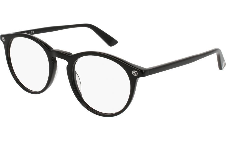 7994ffcedfb Gucci GG0121O 001 49 Prescription Glasses