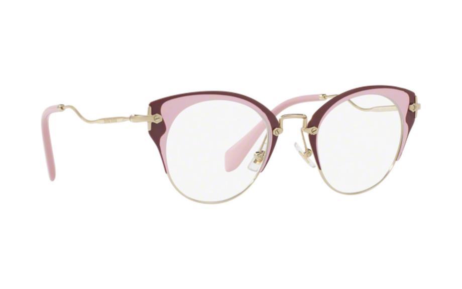 prescription miu miumu52pv glasses - Miu Miu Glasses Frames