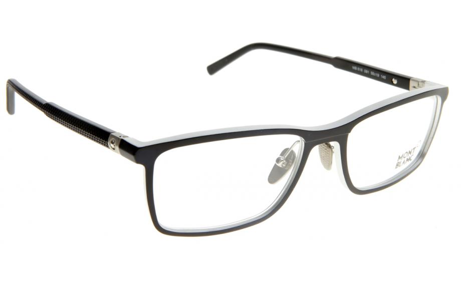 eeef12db95 Mont Blanc MB0616 091 55 Prescription Glasses