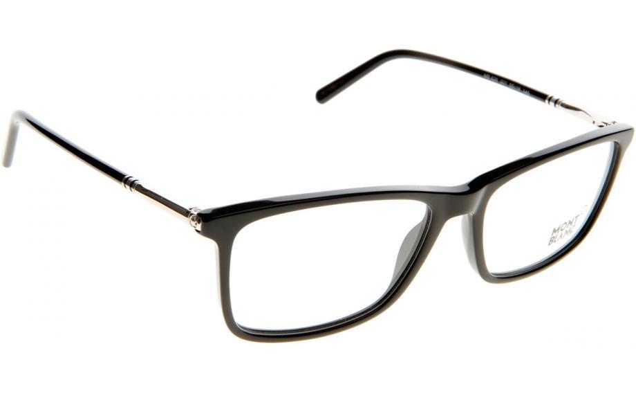93f194f3b2 Mont Blanc MB0626 V 001 55 Prescription Glasses