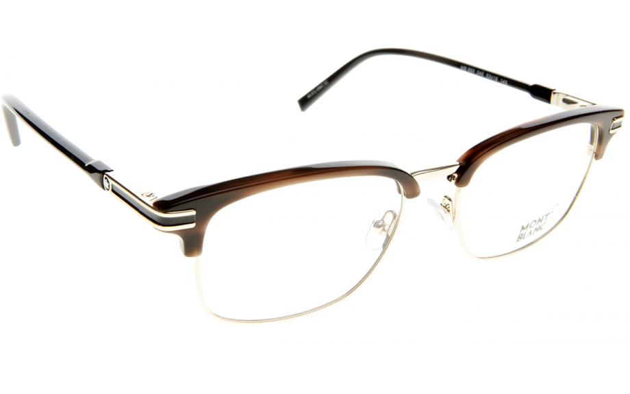 20d2593d96 Mont Blanc MB0669 V 048 53 Prescription Glasses