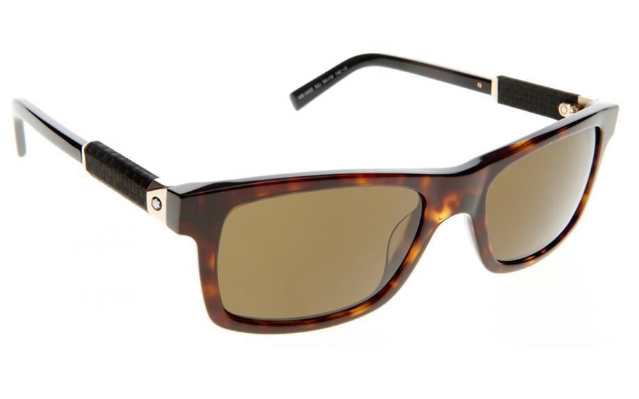 ef9b5e3d34 Mont Blanc MB646S S 52J 54 Sunglasses
