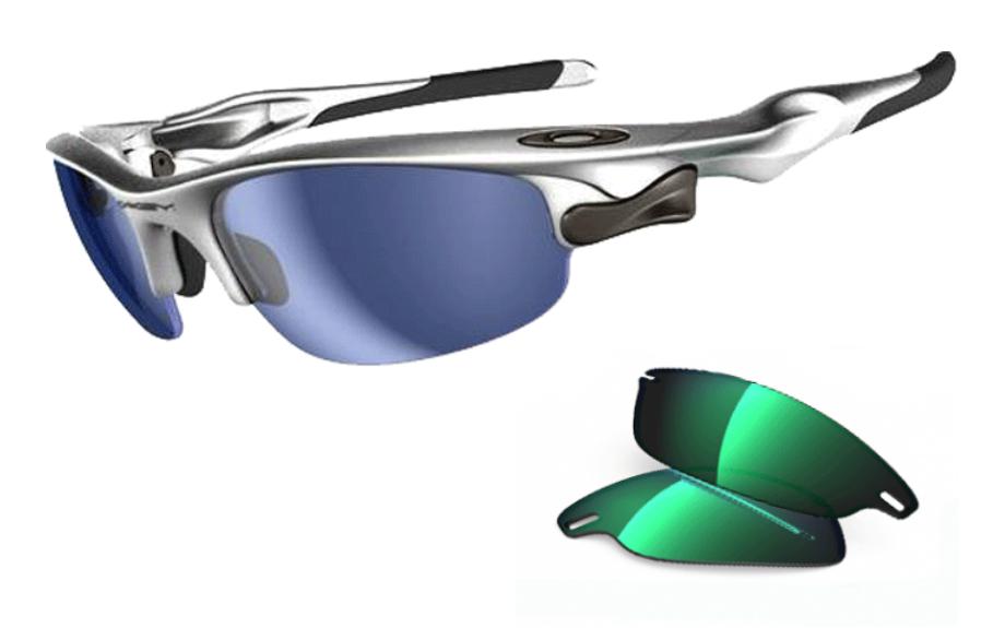 oakley fast jacket sunglasses silver  oakley OO9097 11fw920fh575.png