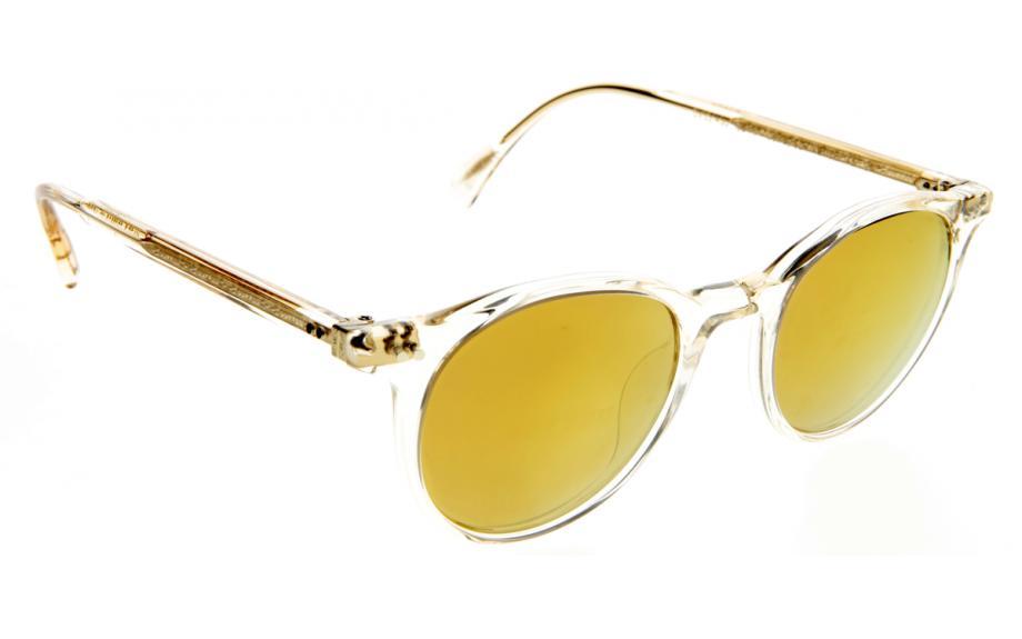 97cfceaf5cf Oliver Peoples Delray Sun OV5314SU 1094W4 48 Sunglasses