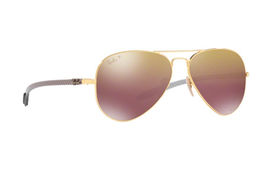 3757f83e823 Ray-Ban Chromance RB8317CH 001 6B 58 Prescription Sunglasses
