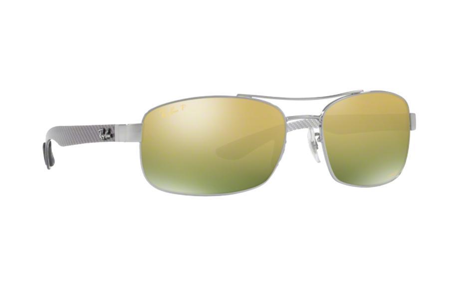 edfcc336f0a Ray-Ban Chromance RB8318CH 004 60 62 Sunglasses