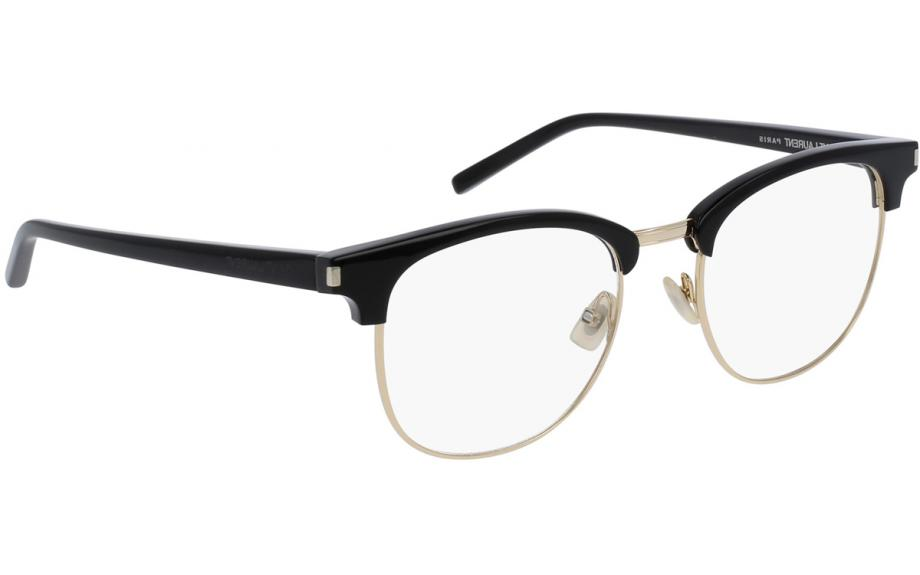 Saint Laurent SL 104 004 52 Prescription Glasses   Shade Station ffa17b4bd297