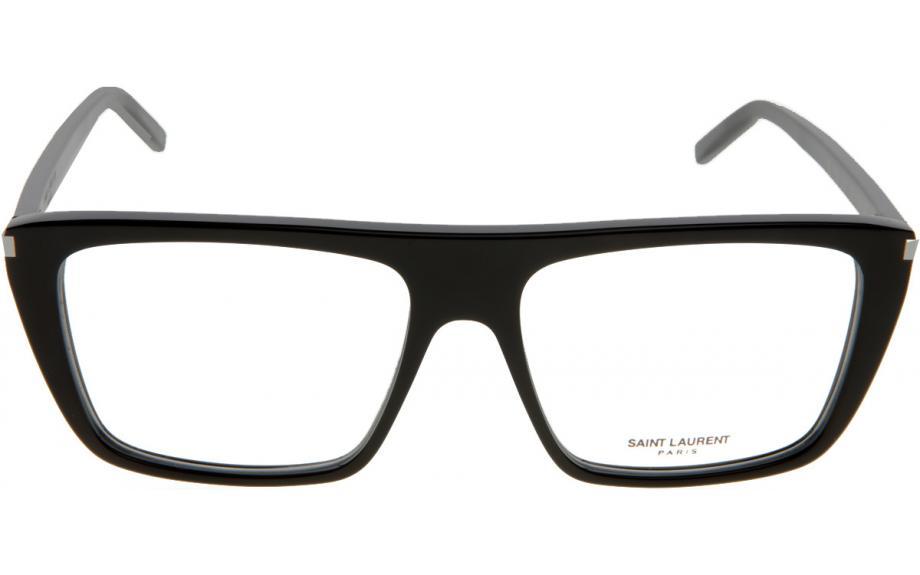c17eccf4384 Saint Laurent SL 155 001 56 Prescription Glasses