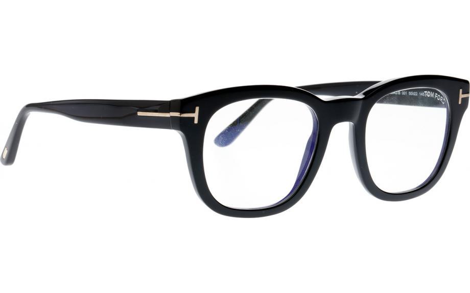 62dfd9c41f4b Tom Ford FT5542-B 001 52 Prescription Glasses