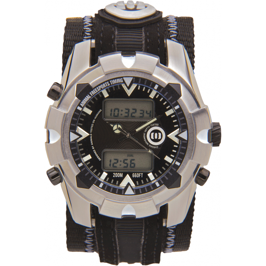 free animal watches watch on black cyclone all orders delivery uk