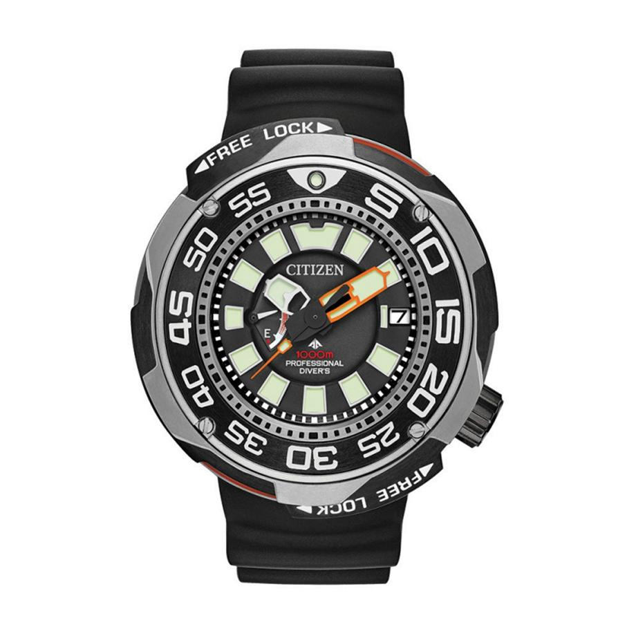 dial diver a bezel directional and dive addition for trademark scuba luminous the maximum revolution to crown screw all watches featured also elements history safe its in milestones watch uni