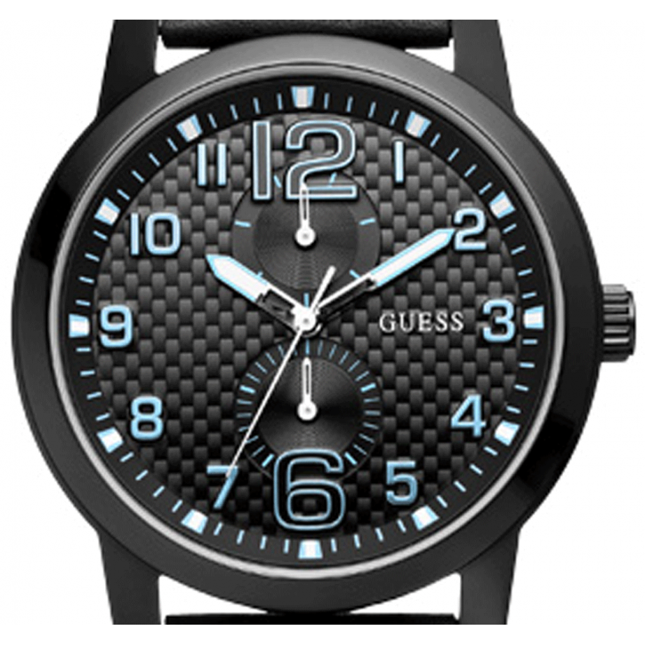 guess lights out w95111g3 watch shade station