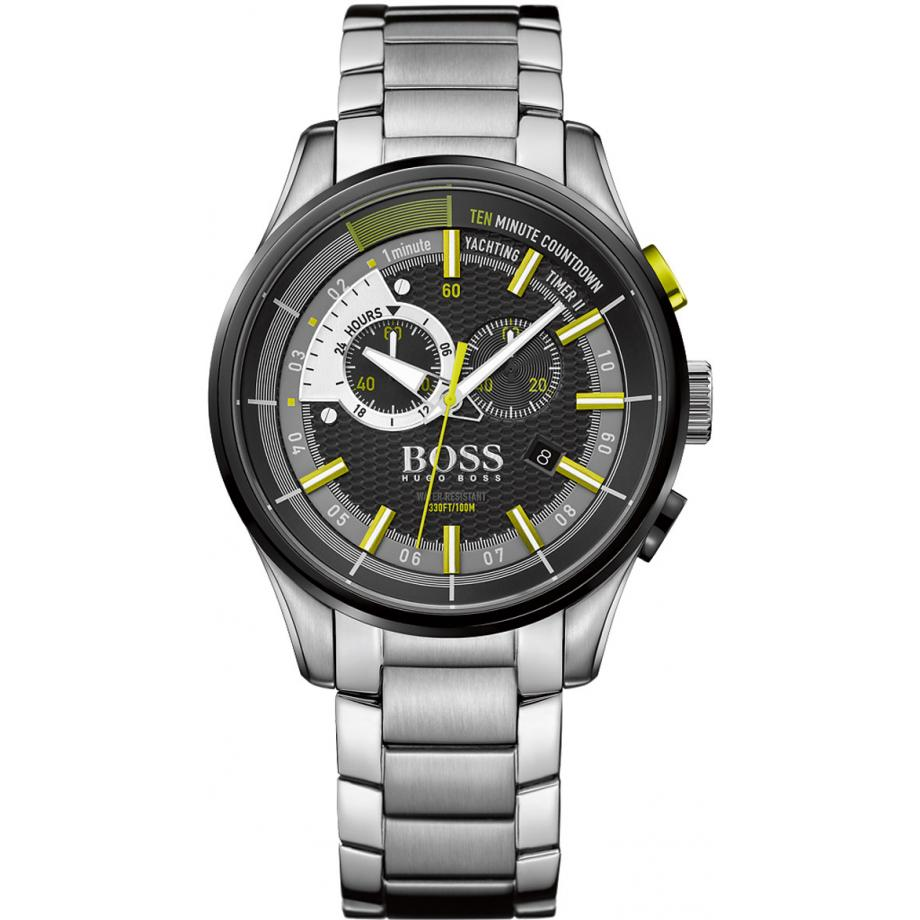 mens hugo boss black watches shipping shade station in stock