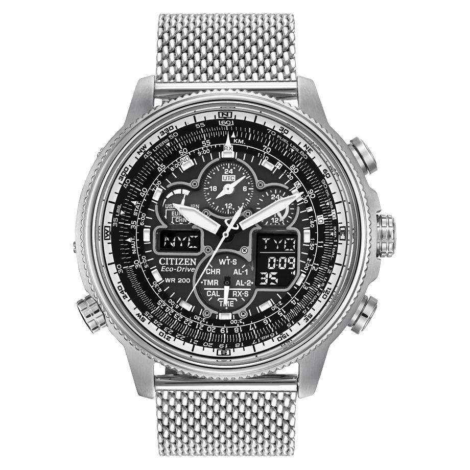 timeless design 6ad3f f2d4a Citizen Eco-Drive Navihawk A-T Watch