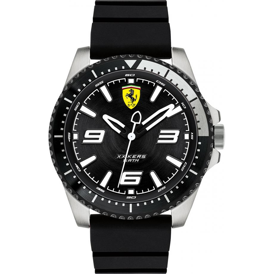 chronograph watch mens xx scuderia ferrari gents