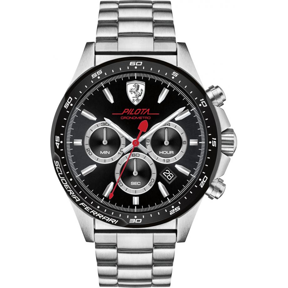 pilota scuderia ci chronograph store limited chrono edition s online en ferrari watches watch f official men