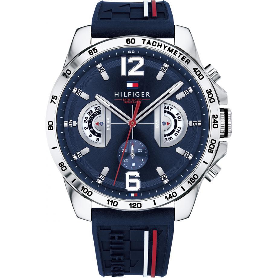 Outlet Store Verkauf beste Qualität klare Textur Tommy Hilfiger 1791476 Watch
